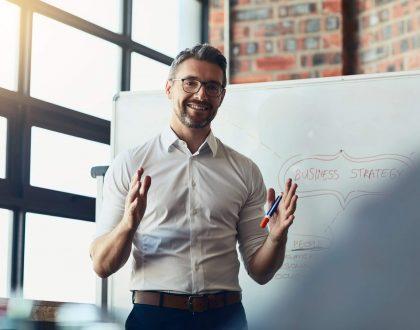5 maiores vantagens do treinamento em oratória para executivos