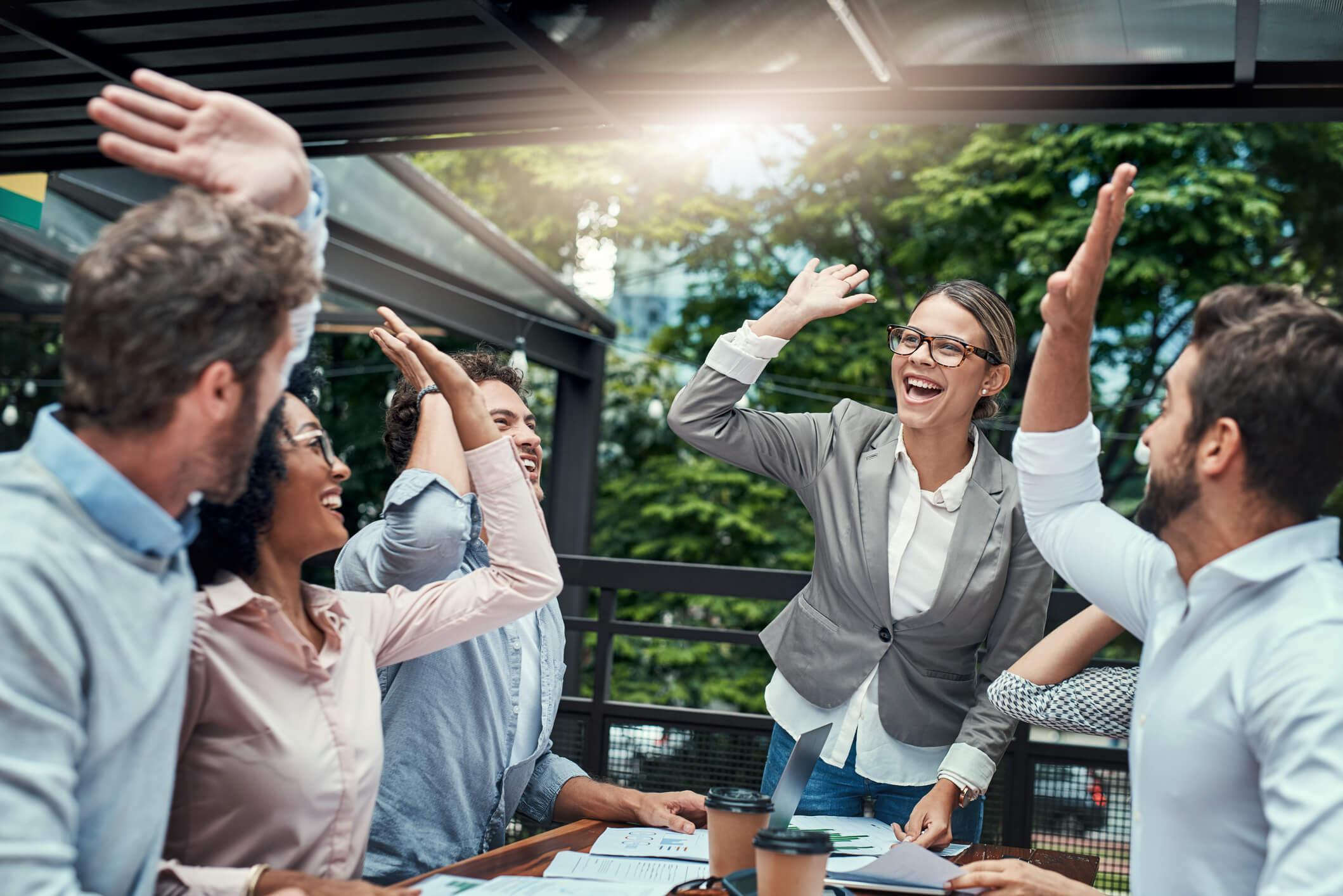 Quer Saber Como Fazer Uma Reunião Motivacional De Vendas