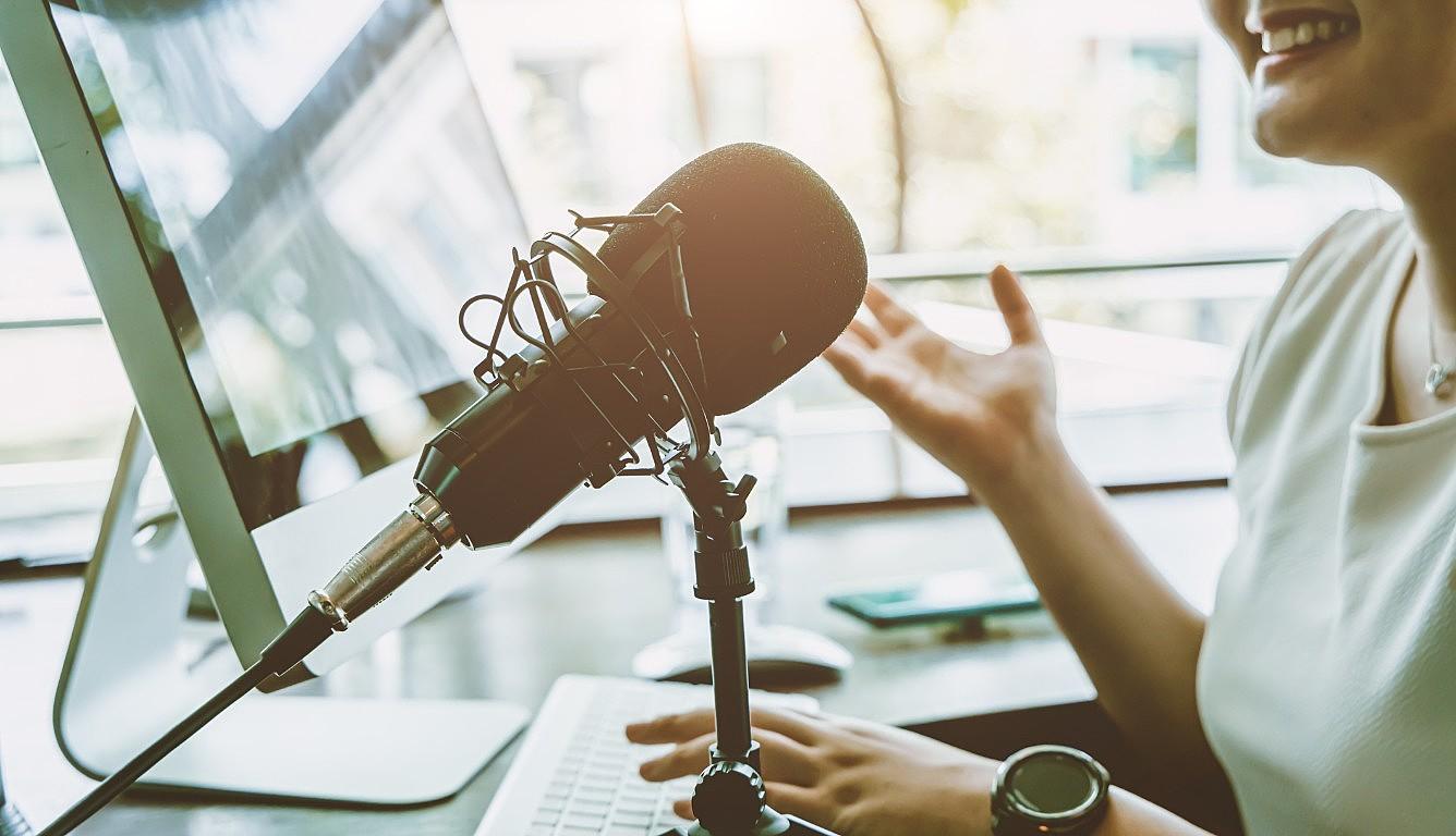 podcast oratória